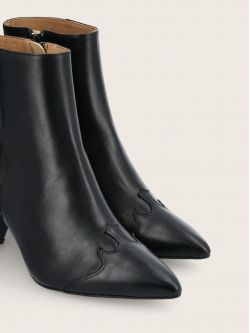 ARIZONA BOOTS - NAPPA - BLACK