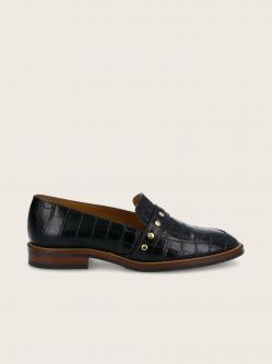CALL MOC - PRINT CROCO - BLACK