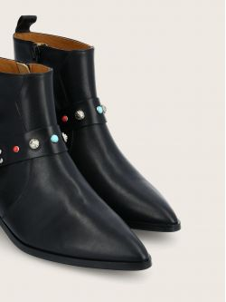 PHENIX BOOTS - NAPPA - BLACK