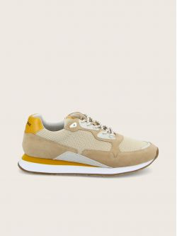 TRAIL RUNNER - COWSUEDE/GATE - SABLE/BEIGE
