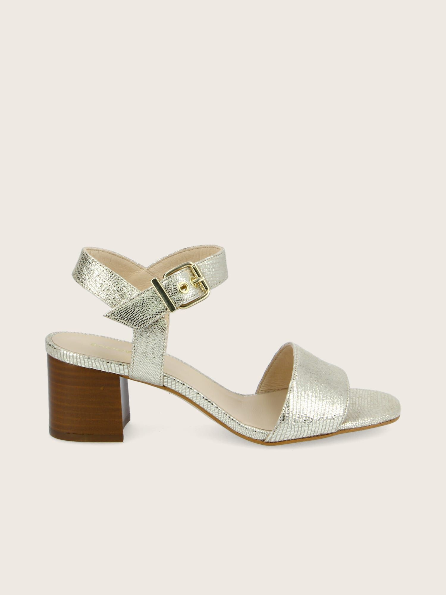 schmoove.fr VENUS SANDALE - DIAMOND - LIGHT GOLD