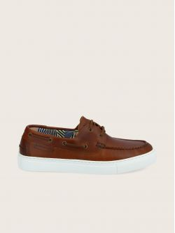 REEF BOAT - PULL UP - COGNAC