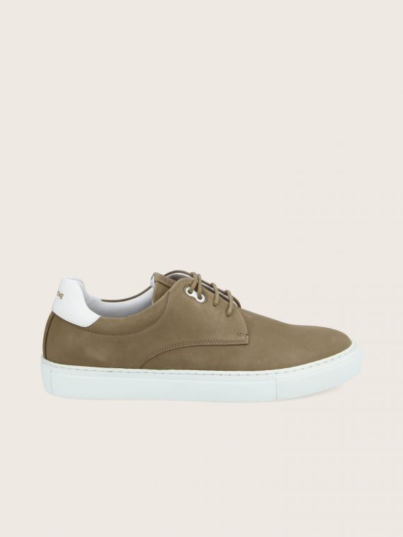 REEF DERBY - NUBUCK - TAUPE