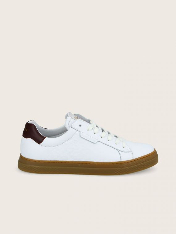 SPARK CLAY - GR.NAPPA/NAPPA - WHITE/BORDEAUX