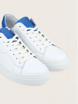SPARK CLAY - NAPPA/TONGNAPPA - WHITE/ELECTRIC BLUE