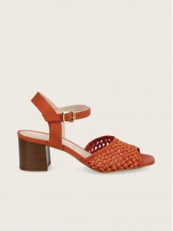 VENUS ANKLE - TEXAS - TERRACOTTA