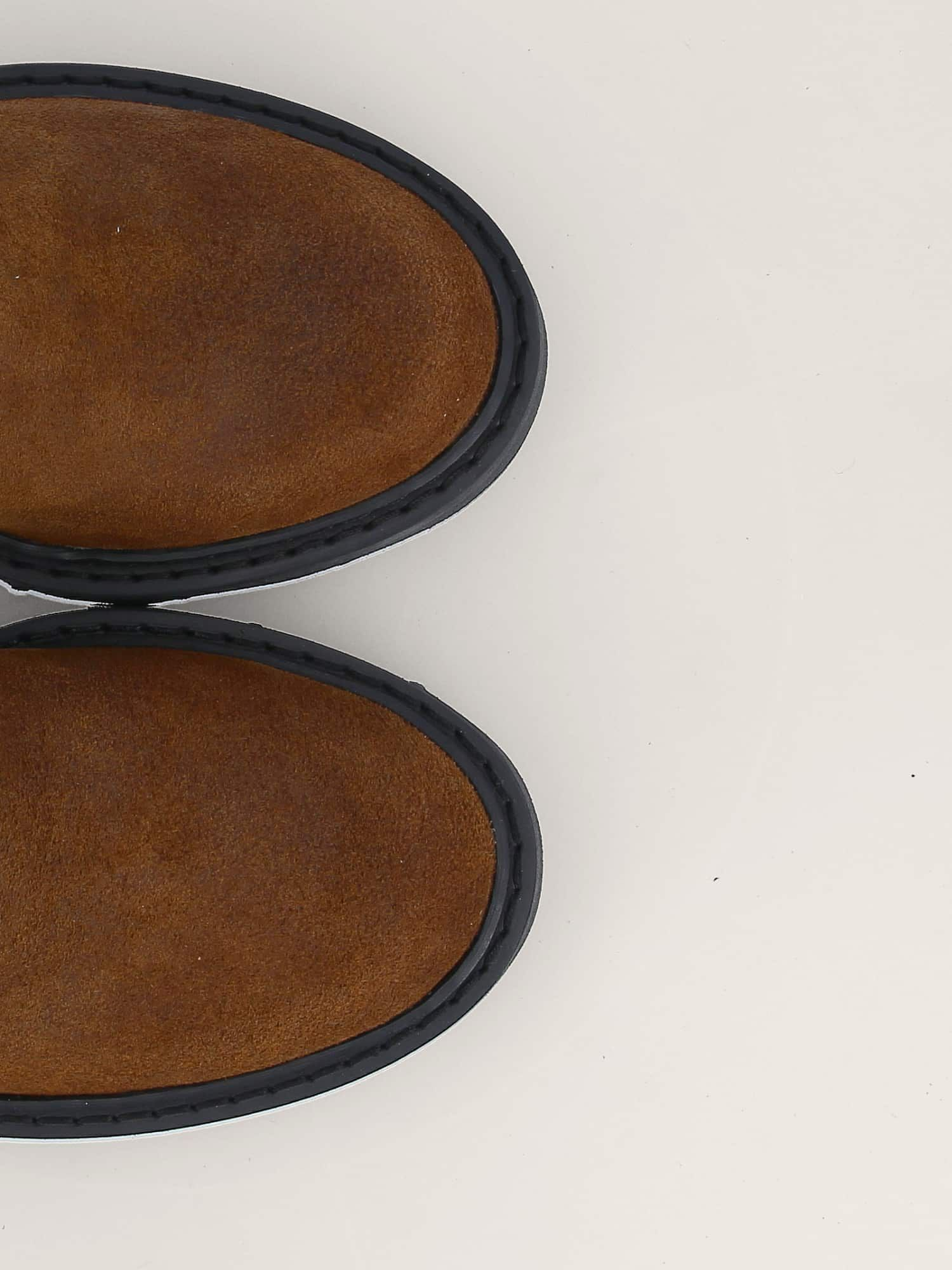 schmoove.fr MIKE CHELSEA - OIL SUEDE - CHESTNUT