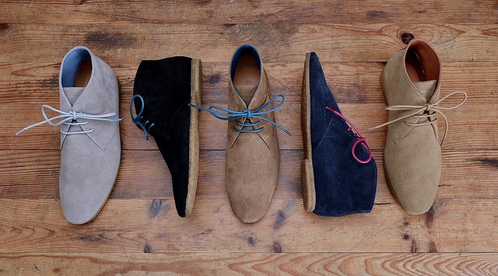 chaussure creps desert