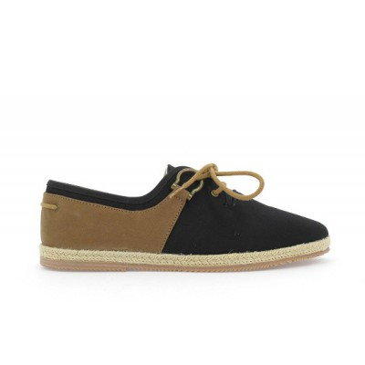 CUBA CLUB - TWILL/TWILLWASH - BLACK/TAN