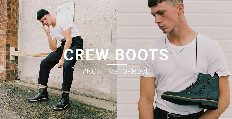 Crew Boots