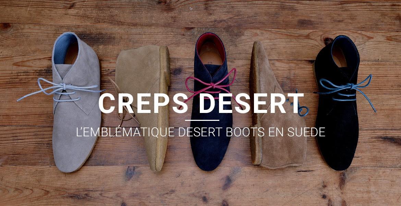 Creps Desert