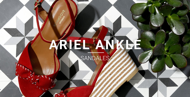 Sandales a talons