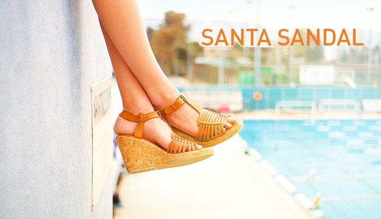 Santa Sandal