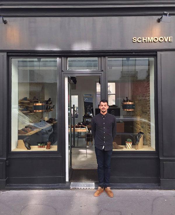 boutique schmoove paris
